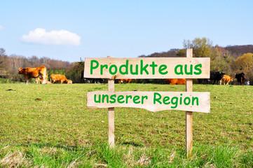 produkte aus unserer Region