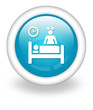 "Light Blue Icon ""Inpatient"""