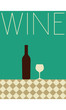 Vector Minimal Design - Wine
