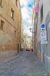 old Alghero street