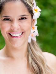 Girl beauty portrait