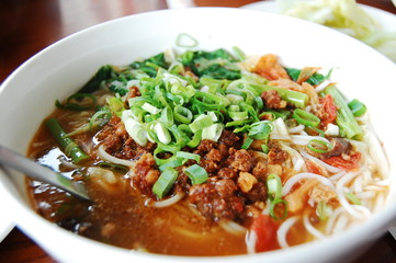 Dai Style Rice Noodle