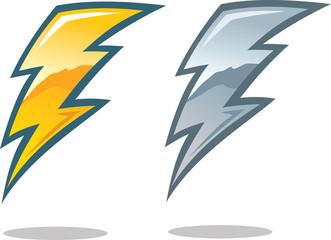 Lightning Bolt Symbol