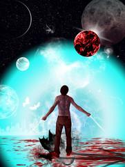 la guerre des planetes