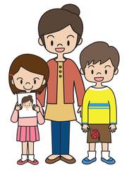 母の日(家族)