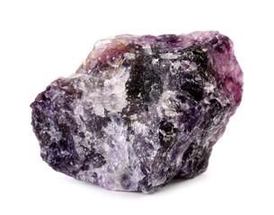 Apatite mineral rock