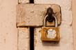old lock