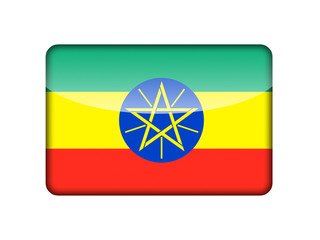 The Ethiopia flag