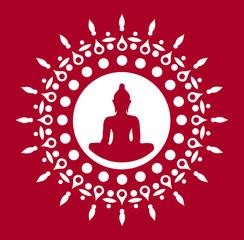 Buddha, Sonne, Meditation, Eleuchtung