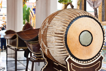 drum instrument in thailand