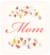 Elegant name card
