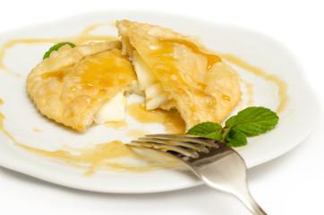 Sebada al miele, dolce tipico dalla Sardegna