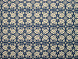 Tablecloth of floral pattern