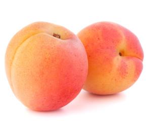 Ripe apricot fruit