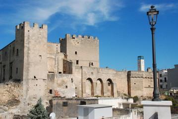 Le torri del Castello Episcopio