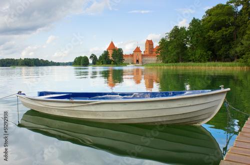 Lake Galve, Lithuania