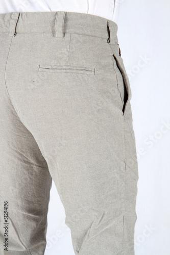 pantaloni da uomo Poster