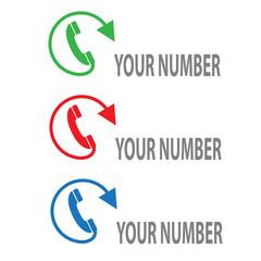 Logo call center