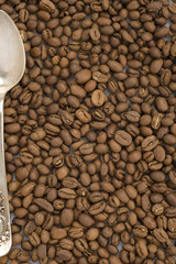 Café y cuchara