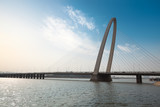 cable stayed bridge in xian
