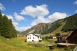 Switzerland - village in Val Mustair