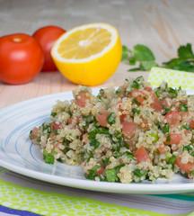 Tabouli - vegetarian Lebanese salad