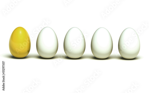 Golden egg leadership