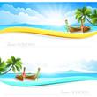 Paradise Island backgrounds