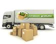 Truck, livraison gratuite