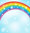 Image with rainbow theme 5