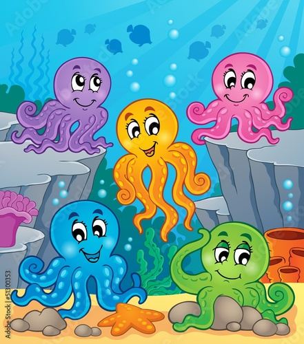 Octopus theme image 1