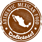 Authentic Mexican Restaurant Food