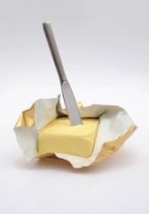 Butter und Messer 2
