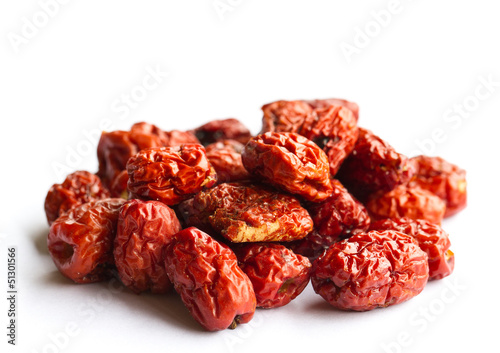 Red dates for Chinese herbal soup