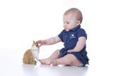 baby grasps poster