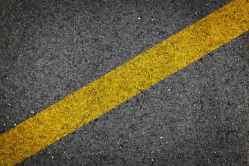 Asphalt Road Background or Texture
