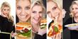 Dickmacher, Burger, Pizza und Spaghetti, Diät