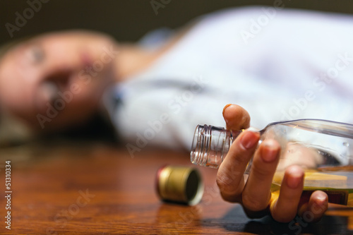Stop alcohol!