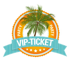 Summer-Party: VIP-Ticket