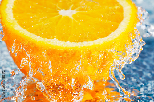 Fototapeten,orange,wasser,wasserfall,zitrusgewächs