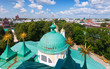 Top view of Yaroslavl