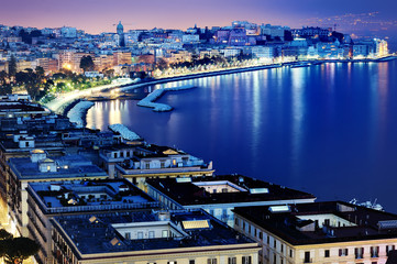 wonderful Naples panoramic view