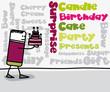 Tag cloud : Birthday