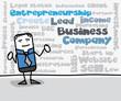 Tag cloud : Entrepreneur