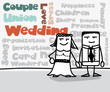 Tag cloud : Wedding