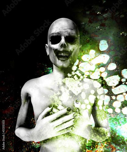 Zombie Dead Body
