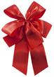noeud rouge emballage cadeau
