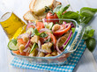 panzanella traditional tuscany salad
