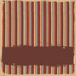 grunge striped vector background