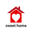 Vector Logo Sweet home
